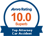 Avvo Rating 10.0 Superb