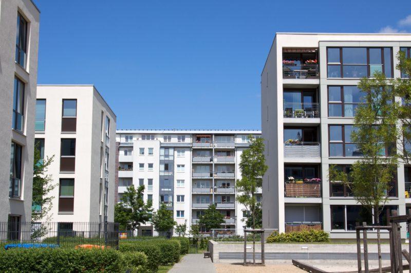apartment building complex premises liability
