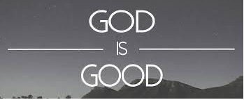 God is Good verbiage
